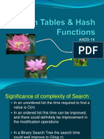 AADS_14_Hash Tables & Hash Functions