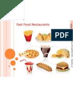 Fast Food Restaurants 24