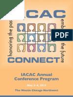 IACAC Conference 2012 Program