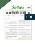 SÍNTESIS, Revista de la FUALI N° 2