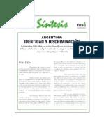 SÍNTESIS, Revista de la FUALI N° 5