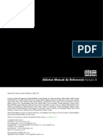 Ableton Live Manual Es
