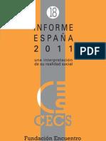 Fundación Encuentro. Informe España 2011