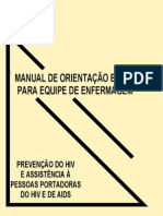 AIDS - Manual Enfermagem