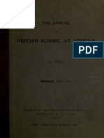 Annual of the British School at Athens 18 (1911-12)