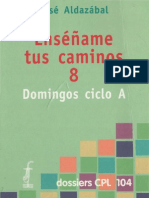 Aldazabal Jose - Domingos Ciclo A