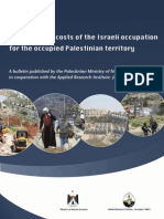 Economic Costs of Occupation for Palestine - Sept 2011