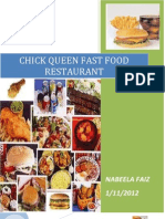 Chick Queen Fast Foods