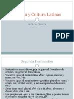 Lengua y Cultura Latinas_declinaciones