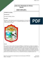 25009a Escuinapa, Sinaloa