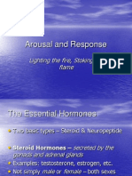 Arousal and Response Clsrm