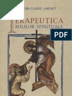 Jean-Claude Larchet-Terapeutica Bolilor Spirituale Text