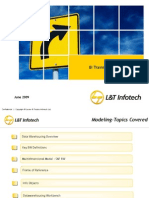 LnT Infotech -Modeling