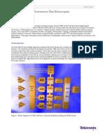 Uso de DSP en Osciloscopios