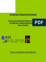 20080111 120118 Evaluacion Historica de Las Tecnicas Presupuestarias Aplicadas