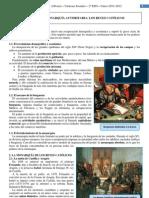 Unidad 7. La monarquía autoritaria. Los Reyes Católicos.