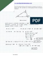 Video 065 - Ejercicio Angulos Internos de Un Triangulo Isosceles - Geometria Plana - Mi Profesor de as