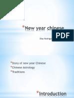 New year chínese