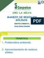 Capacitacion Residuos Con 5s Nueva Plantilla[1]
