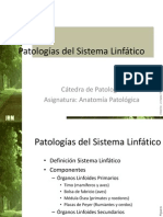 Patologias Del Sistema Linfatico