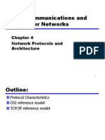 4.Network Protocols and Architectures