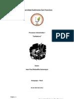 Soldadura-Procesos Industriales 1