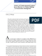 7Abrego Legal Consciousness of Undocumented Latinos LSR[1]