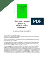 The Easiest Language