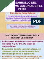 Pn. Econ0mia en El Peru Antiguo