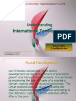 International Development 1