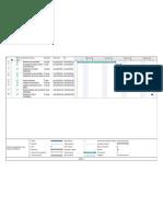 Microsoft Project - Planificacion