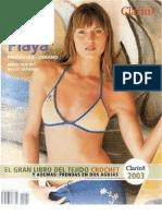 Clarin crochet 2003 nº12