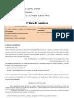 1º Lista Economia 2012.1