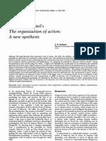 Gallistel 1981 - Organization of Action