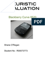 heuristc evaluation blackberrycurve soregan