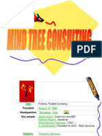 Mindtree Consulting