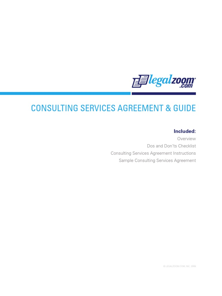 Consulting Services Agreement | Choice Of Law | Consultant