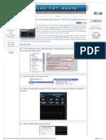 Tutorial - Automation Envelopes Generation in MOTU's Digital Performer 7 - Create Advanced Custom Side Chain Effects