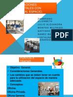Diapositivas Organizacion de Oficina