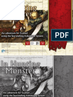Exalted 2nd Ed - In Hunting a Monster