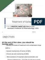 Treatment of Epilepsy2