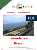 Albania Property in Saranda – Saranda Sea Resort