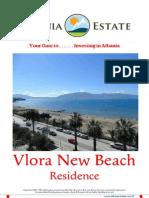 Albania Real Estate - Vlora New Beach