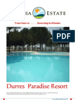 Albania Property in Durres - Durres Paradise Resort