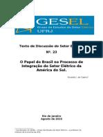 Gesel - Tdse 23 Integracao Na Al