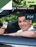 DMV Teen Parent Training Guide