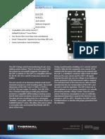 CDP 2 Remote Control Datasheet