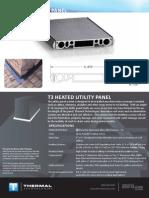 T3 Utility Panel Datasheet