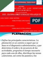 SERVICIOS DE ENFERMERIA