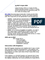 Understanding BGP